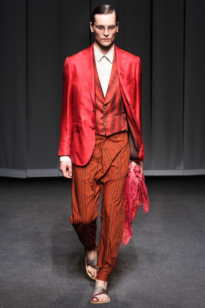 Etro Spring/Summer 2013 | Milan Fashion Week
