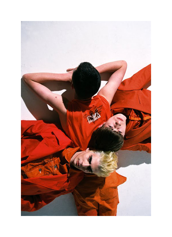 Callum Wilson, Benoit Taupin & Michael Walsh by Bruna Kazinoti | FHM Collections