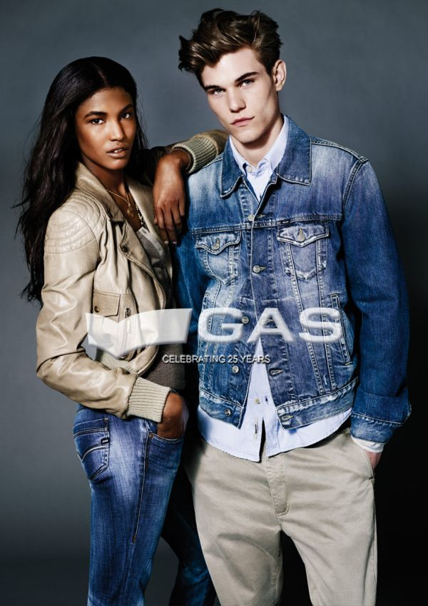 Gas Jeans Fall 2009 Campaign