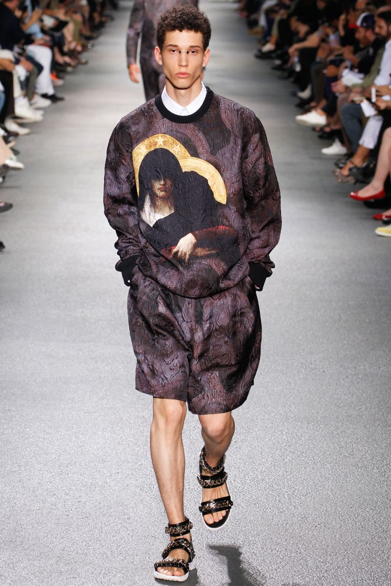 Givenchy Spring/Summer 2013   Paris Fashion Week