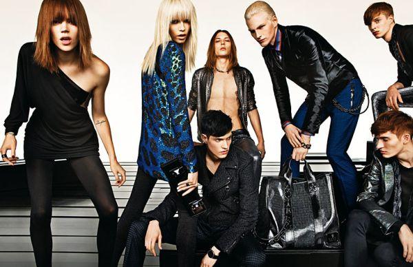 Campaign - Gucci Fall 2009