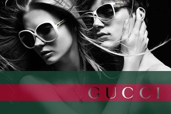 Nick Rea for Gucci Fall 2010 Eyewear Campaign