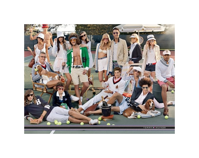 Tommy Hilfiger Spring 2011 Campaign Preview