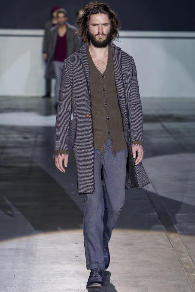 Iceberg Fall 2011 | Milan Fashion Week