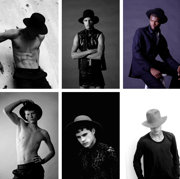 25 Boys | Tribute to Geller's Round Topped Hat