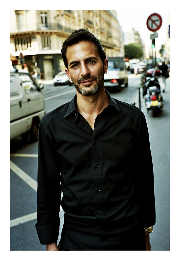 Portrait | Marc Jacobs by Weston Wells