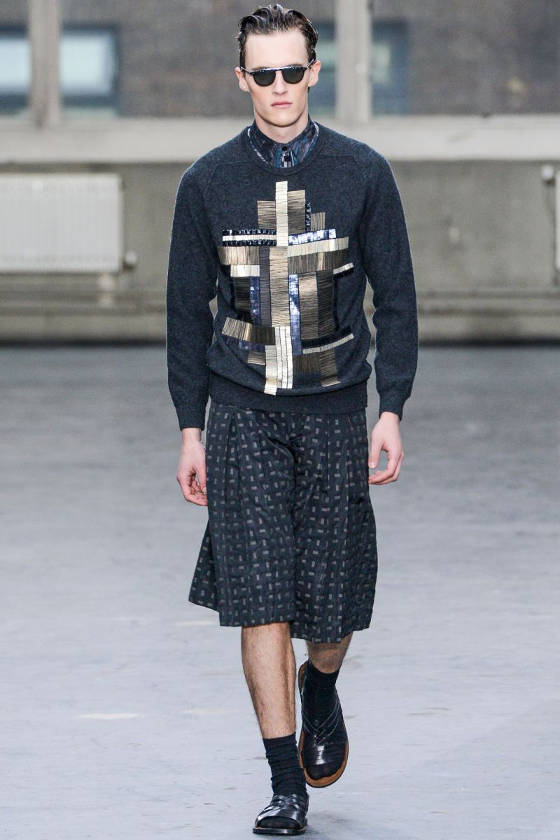 James Long Spring/Summer 2013 | London Collections: Men