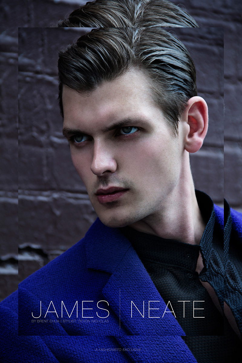 James Neate by Brent Chua for Fashionisto Exclusive