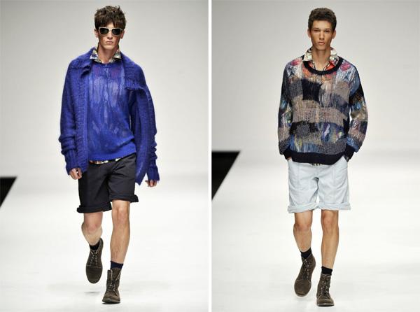 James Long Spring 2011 | London Fashion Week