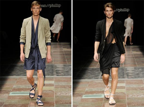 Jean//phillip Spring 2011 | Copenhagen Fashion Week