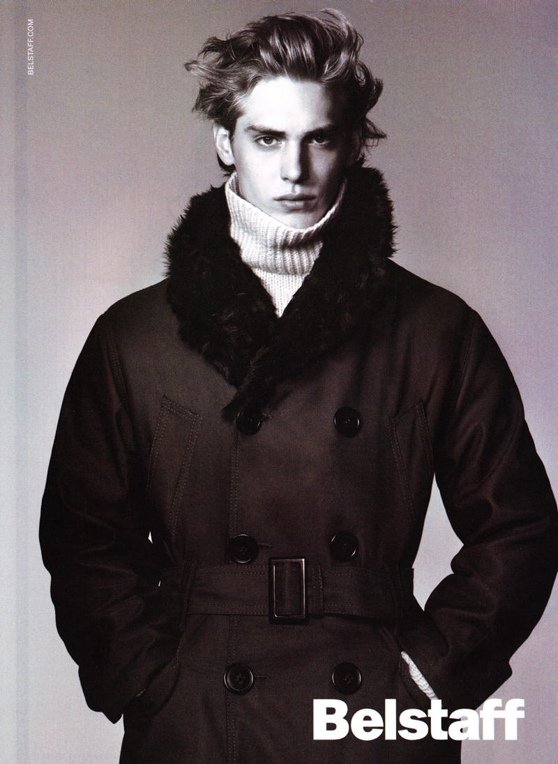 Jeremy Dufour for Belstaff Fall 2006 Campaign