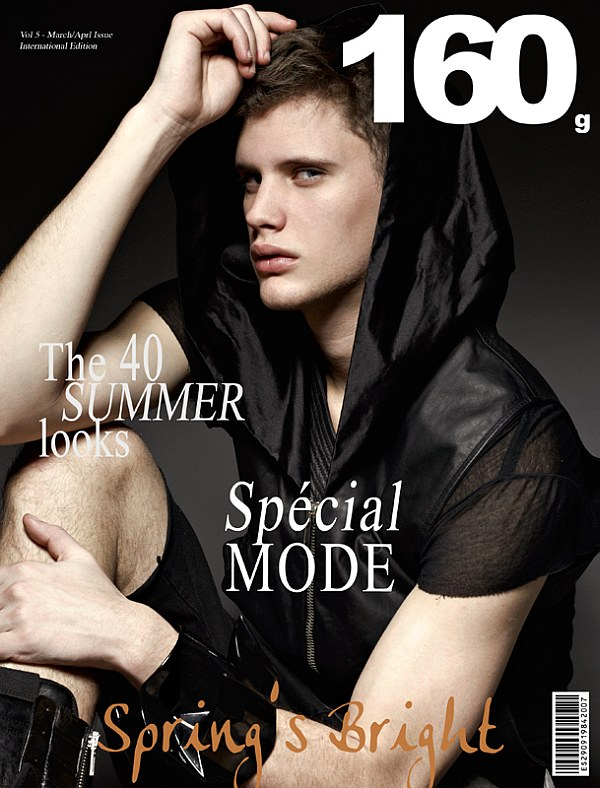 160g March/April 2010 Cover | Joan Pedrola by Eric Sposito