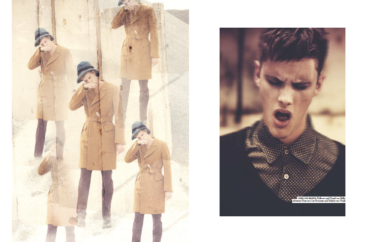 Feld Hommes Preview   Joan Pedrola by Tina Luther