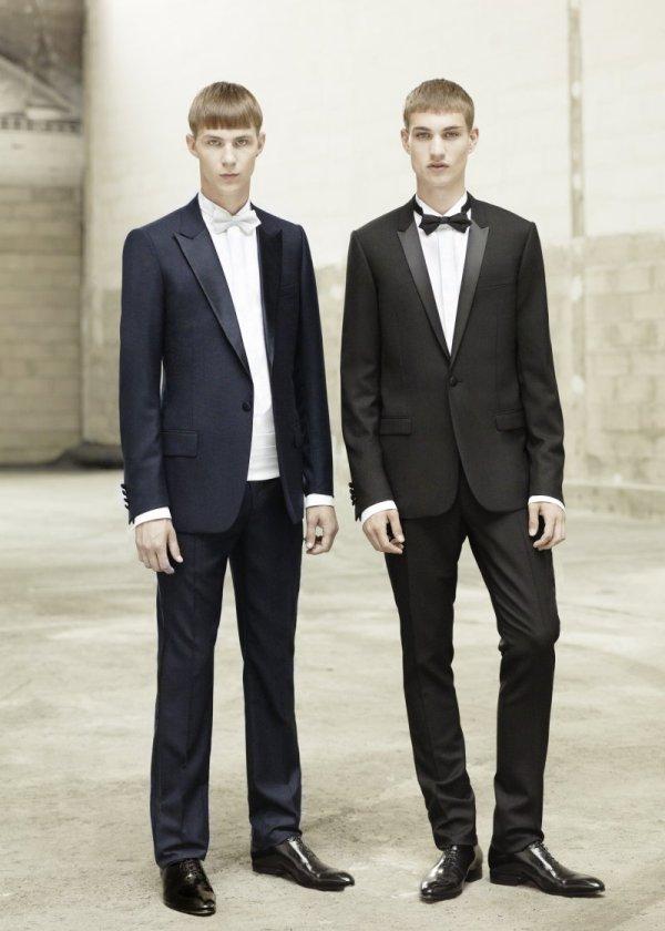 Clinton Weber & Johannes Linder by Julia Champeau for Dior Homme