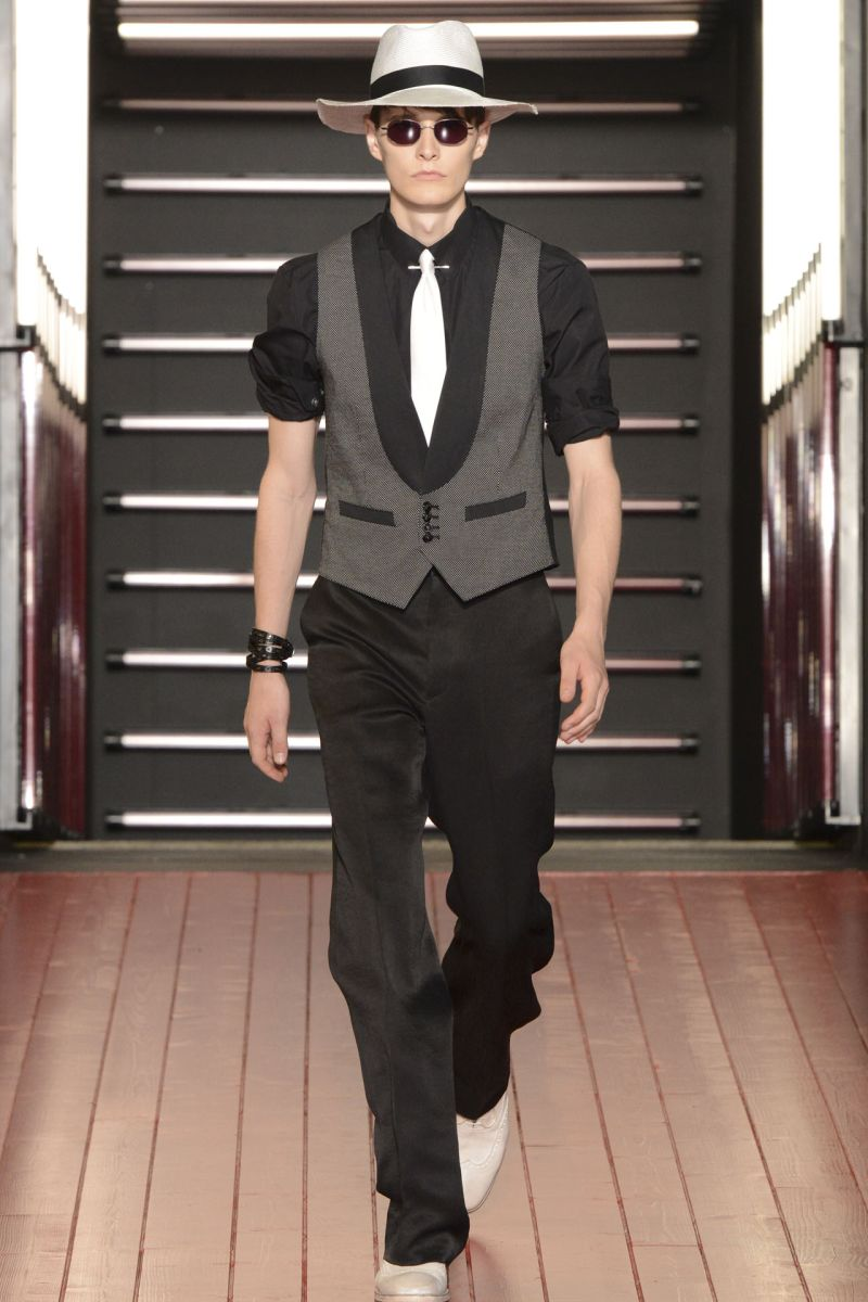 John Varvatos Spring/Summer 2013 | Milan Fashion Week