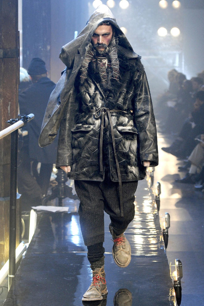 John Galliano Fall 2011 Paris Fashion Week The Fashionisto