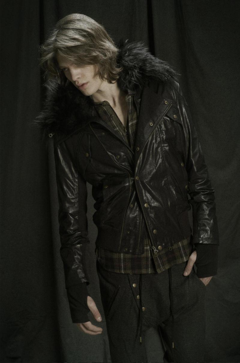 Nicholas K Fall 2011 Preview -- Into the Wild | Jonatan Frenk