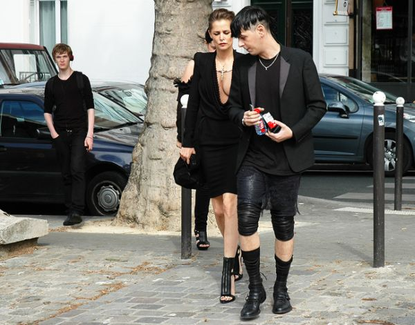 Style Watch | Panos Yiapanis in Givenchy