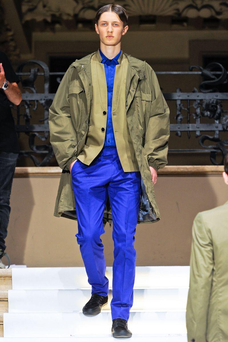 Les Hommes Spring/Summer 2013 | Milan Fashion Week
