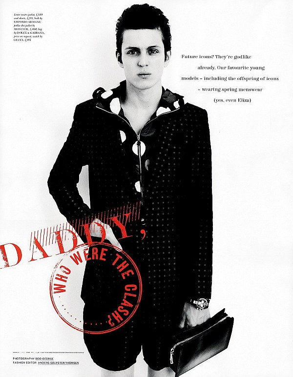 Daddy, Who Were the Clash? | Kerry Degman, Martin T, Claude & Louis Simonon by Boo George