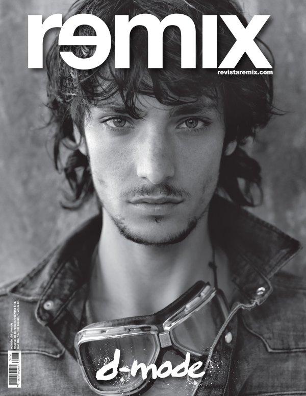 Lucho Jacob by Gabriel Rocca for Remix Magazine