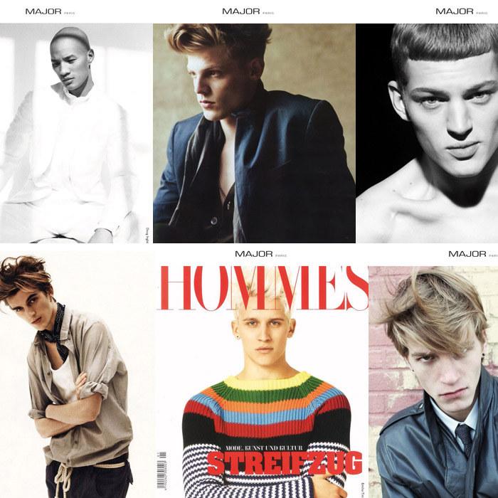 Major Models Paris