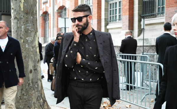 Style Watch | Marcelo Burlon in Givenchy