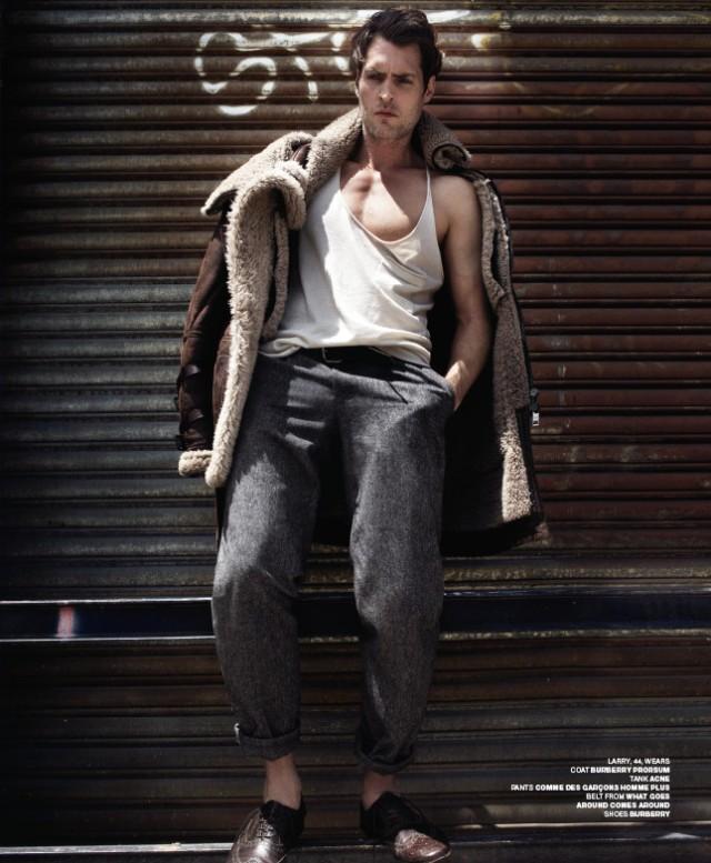 Men in the Hood by Cédric Buchet for VMAN #19