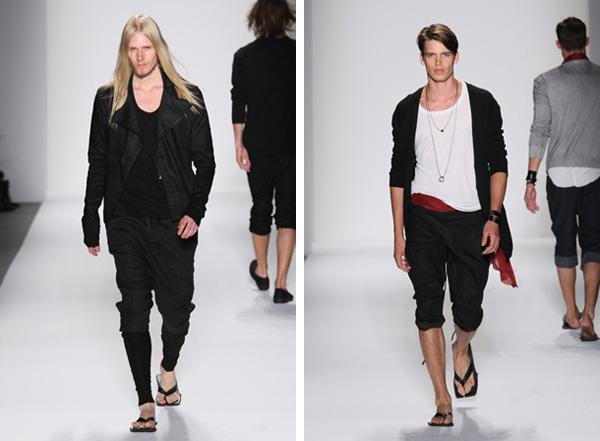 Mik Cire Spring 2011 | New York Fashion Week