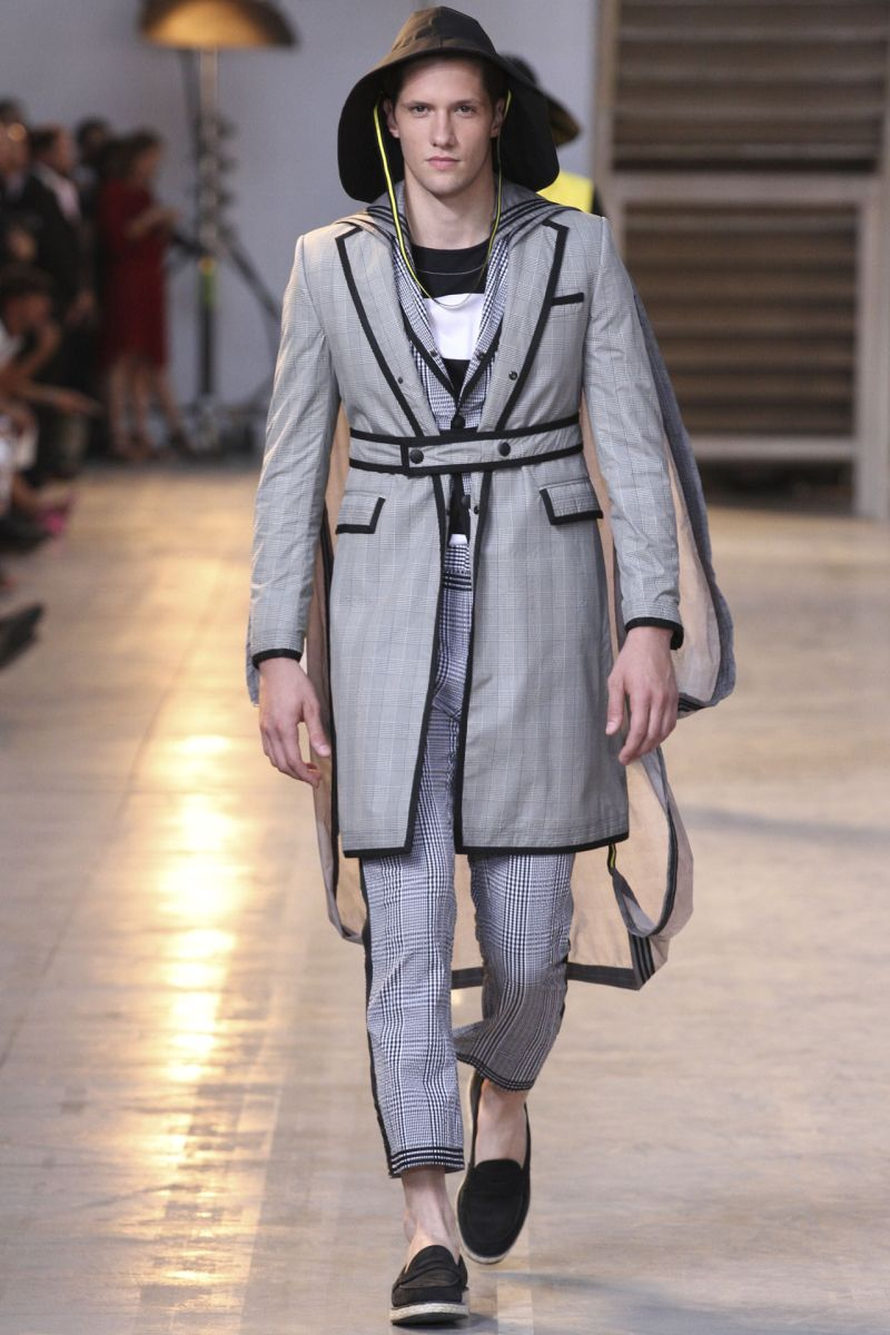 Moncler Gamme Bleu Spring/Summer 2013 | Milan Fashion Week