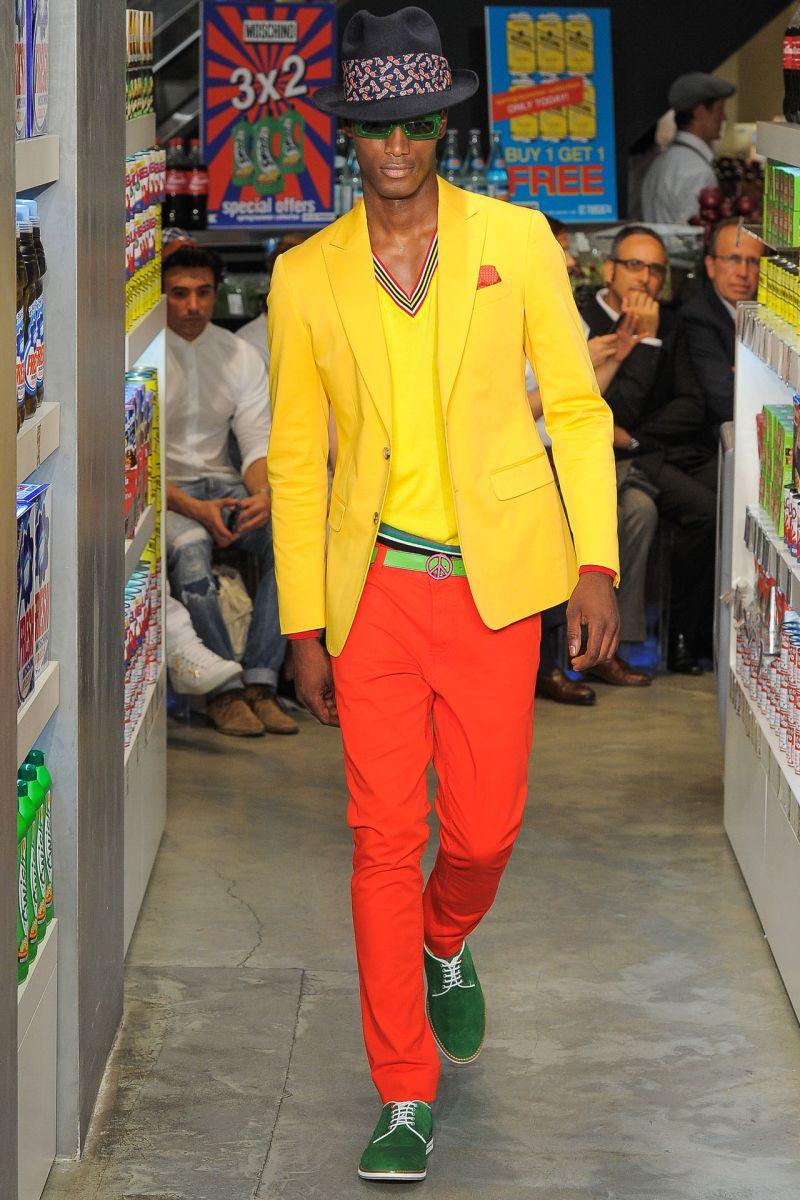 Moschino Spring/Summer 2013 | Milan Fashion Week