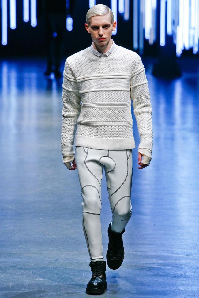 Neil Barrett Fall 2011 | Milan Fashion Week