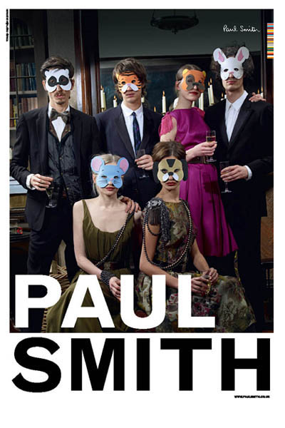 Campaign - Paul Smith Fall 2009 (Complete)
