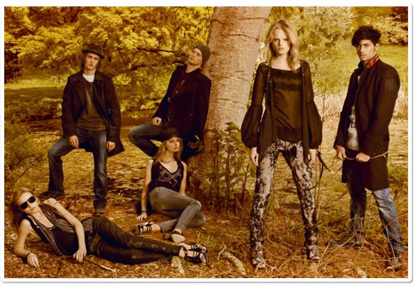 Campaign - Pepe Jeans Fall 2009 (Complete)