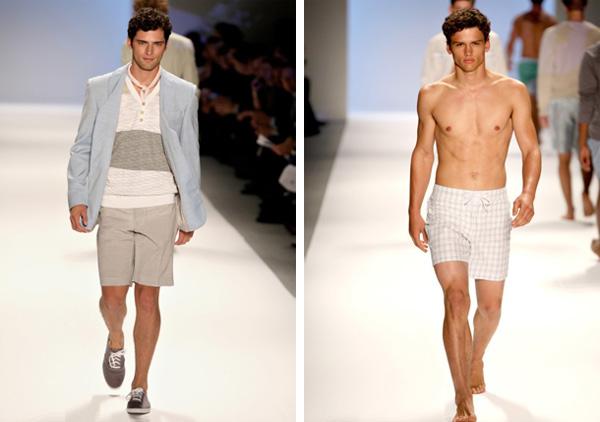 Perry Ellis Spring 2011 | New York Fashion Week