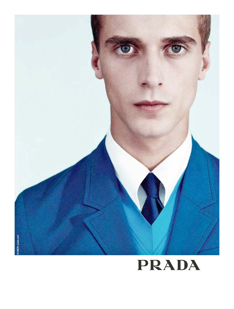 dd4ac3301f24 Prada Spring 2011 Campaign Preview | Clément Chabernaud, Harry Goodwins &  Kim Dall'Armi by Willy Vanderperre