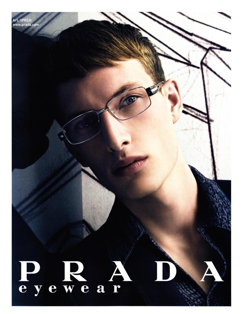 Thomas Wyatt for Prada Spring 2008 Eyewear Campaign