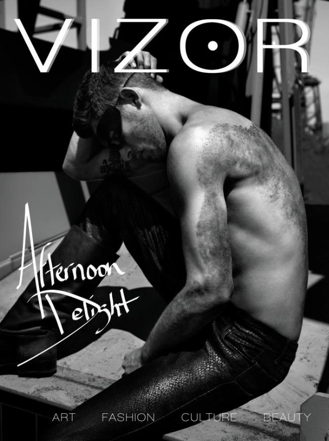 Ram Boneh by Douglas Bizzaro + Elizabeth Moss for Vizor Magazine