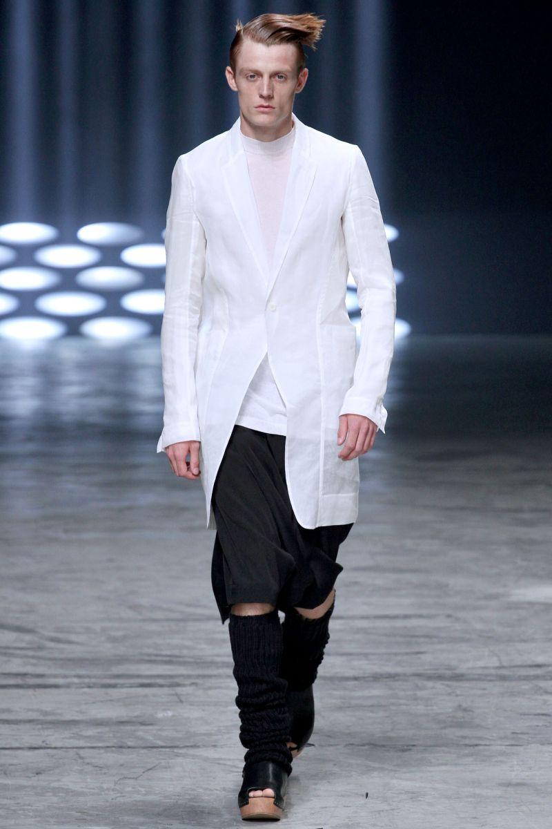 Rick Owens Spring/Summer 2013   Paris Fashion Week image