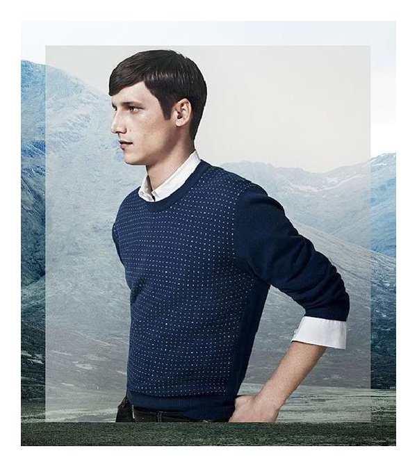 Roch Barbot for Ballantyne Fall 2010 Campaign