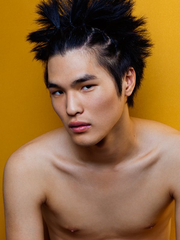 Portrait | Sangil Kim by Richard Pier Petit