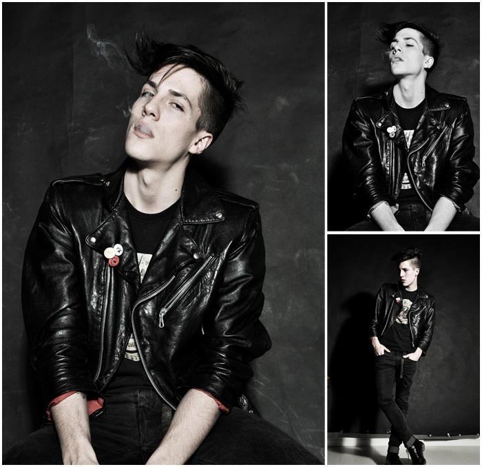 Boys on Top | Saverio Rotini by Omar Macchiavelli