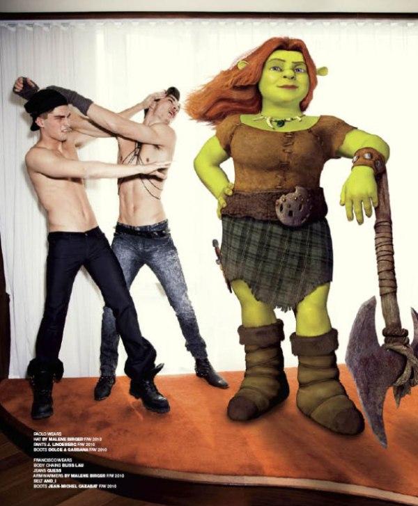Therence Garnet aka Francisco Lachowski - Page 3 Shrek0
