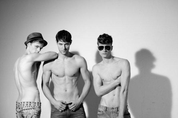 Boys by Cristina Capucci for Slurp Magazine