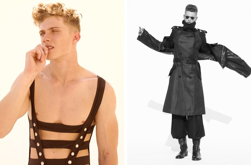 GQ Style Germany | AJ & Joan by Karim Sadli
