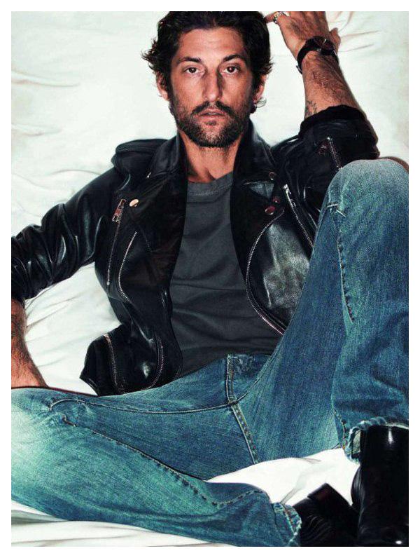 Légendes | Tony Ward by Maciek Kobielski for Vogue Hommes International