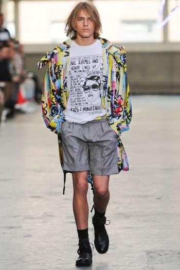 Topman Design Spring/Summer 2013 | London Collections: Men