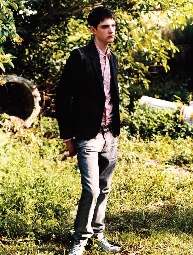 Shaun Haugh for Topman Fall 2005 Campaign