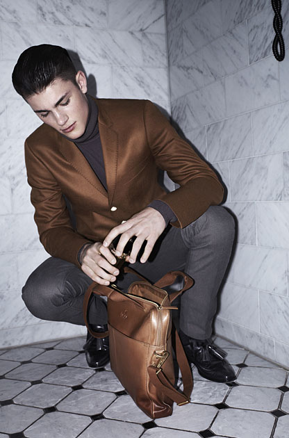 Campaign - Tiger of Sweden Fall 2009