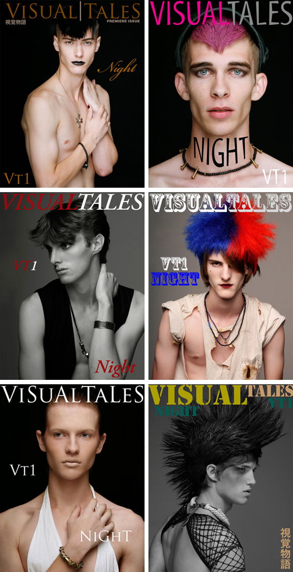Visual Tales Launch   The Alternative Covers